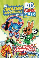 Capstone Press's DC Super Pets: Coast City Carnival Chaos TPB # 1