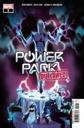 Marvel Comics's Power Pack Issue # 5