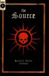 Scout Comics's The Source Issue # 1 - 2nd print