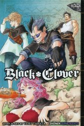 Viz Media's Black Clover Soft Cover # 7