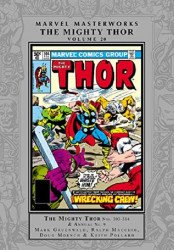 Marvel Comics's Marvel Masterworks: The Mighty Thor Hard Cover # 20