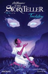 Archaia Studios Press's Jim Henson's The Storyteller Tricksters Issue # 2b