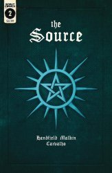 Scout Comics's The Source Issue # 2 - 2nd print