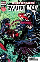 Marvel Comics's Miles Morales: Spider-Man Issue # 13c