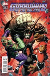 Marvel's Guardians of the Galaxy Issue # 5