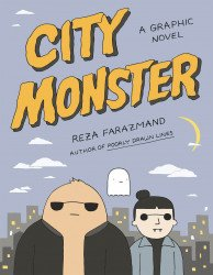 Plume Books's City Monster Soft Cover # 1