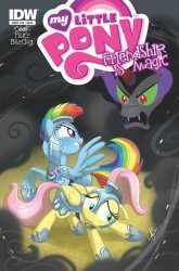 IDW Publishing's My Little Pony: Friendship is Magic Issue # 18 hot topic