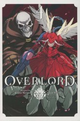 Yen Press's Overlord Soft Cover # 4