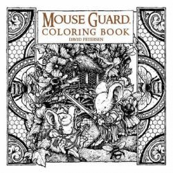 BOOM! Studios's Mouse Guard Coloring Book Soft Cover # 1