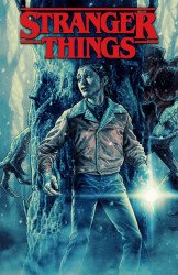 Dark Horse Comics's Stranger Things Issue # 1surprise