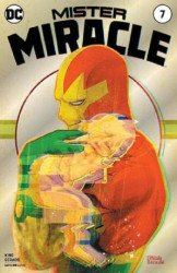 DC Comics's Mister Miracle Issue # 7g.designs