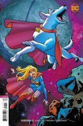DC Comics's Supergirl Issue # 22b