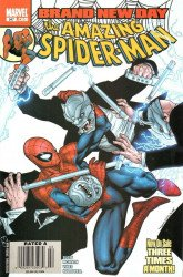 Marvel Comics's Amazing Spider-Man Issue # 547b