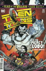 DC Comics's Teen Titans Issue # 33