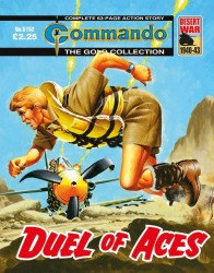 D.C. Thomson & Co.'s Commando: For Action and Adventure Issue # 5152