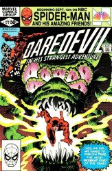 Marvel Comics's Daredevil Issue # 177