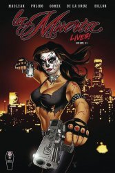 Coffin Comics's La Muerta Lives! TPB # 1