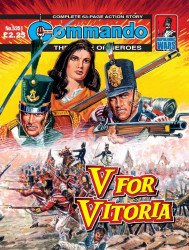 D.C. Thomson & Co.'s Commando: For Action and Adventure Issue # 5351
