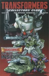 Hasbro's Hasbro Transformers Collectors' Club Issue # 68