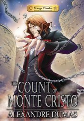 UDON Entertainment's Manga Classics: The Count of Monte Cristo  Hard Cover # 1