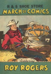 Western Printing Co.'s March of Comics Issue # 68c
