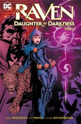 DC Comics's Raven: Daughter of Darkness TPB # 1