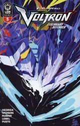 Lion Forge Comics's Voltron: Legendary Defender Issue # 5b