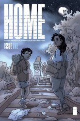 Image Comics's Home Issue # 1 - 2nd print