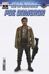 Marvel Comics's Star Wars: Age of Resistance - Poe Dameron Issue # 1e