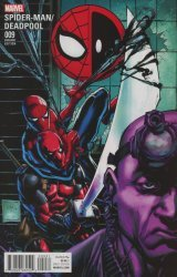 Marvel's Spider-Man / Deadpool Issue # 9c