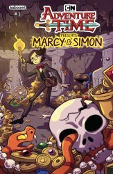 KaBOOM!'s Adventure Time: Marcy & Simon Issue # 1c
