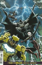 DC Comics's Batman and the Outsiders Issue # 7b