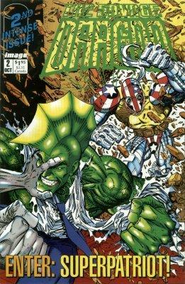 Savage Dragon Issue # 1 (Image Comics)