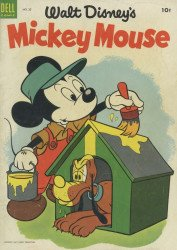 Dell Publishing Co.'s Mickey Mouse Issue # 33b