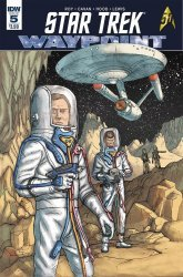 IDW Publishing's Star Trek: Waypoint Issue # 5