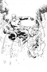 Valiant Entertainment's Quantum & Woody Issue # 1exchange-c
