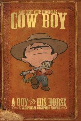 BOOM! Studios's Cow Boy: A Boy and His Horse TPB # 1