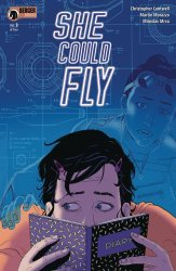 Dark Horse Comics's She Could Fly Issue # 3