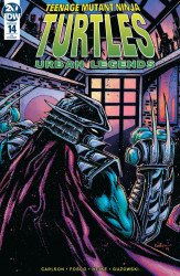 IDW Publishing's Teenage Mutant Ninja Turtles: Urban Legends Issue # 14ri