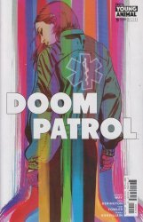 DC Comics's Doom Patrol Issue # 9b