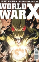 Titan Comics's World War X Issue # 3b