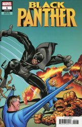 Marvel Comics's Black Panther Issue # 1f