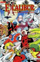 Marvel Comics's Excalibur Special Edition Issue # 1