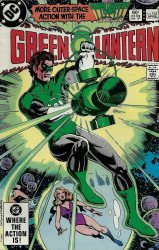 DC Comics's Green Lantern Issue # 163