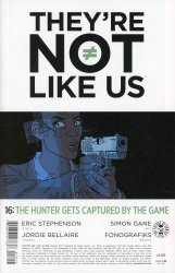 Image Comics's They're Not Like Us Issue # 16