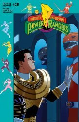 BOOM! Studios's Mighty Morphin Power Rangers Issue # 28b