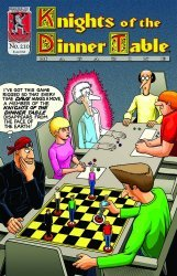 Kenzer & Company's Knights of the Dinner Table Issue # 210
