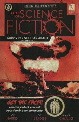 Storm King Productions's John Carpenter's Tales Of Science Fiction: Surviving Nuclear Attack Issue # 1