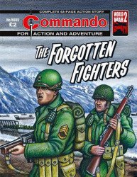 D.C. Thomson & Co.'s Commando: For Action and Adventure Issue # 5033