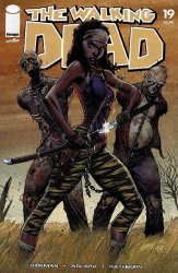 Image Comics's The Walking Dead Issue # 19blind bag